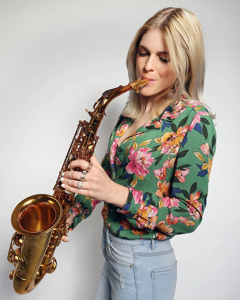 saxofoniste