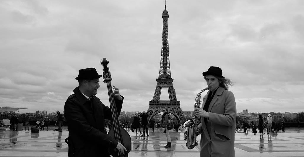 dj saxophone paris