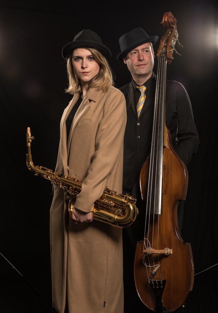 Dj-og-saxofon